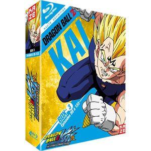 BLU-RAY MANGA Dragon Ball Z Kai - Partie 3 - Collector - Coffret