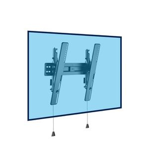 FIXATION - SUPPORT TV Support mural inclinable ultra-fin pour écran TV L