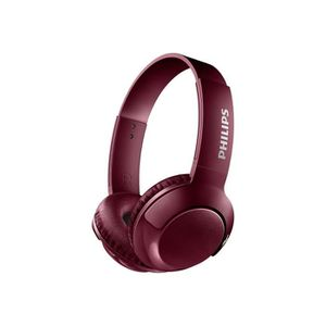 CASQUE - ÉCOUTEURS Philips SHB3075RD Casque avec micro sur-oreille sa