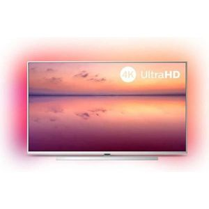 Téléviseur LED TV intelligente Philips 55PUS6804 55