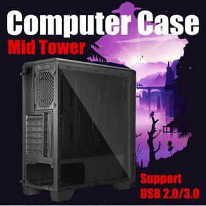 BOITIER PC  Accessoire Plein Air  Tour USB 3.0 Port Gaming RGB