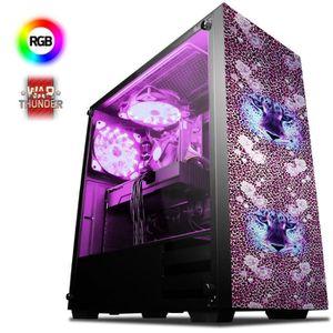 UNITÉ CENTRALE  VIBOX Kaleidos GL760-119 PC Gamer Ordinateur avec