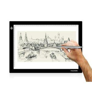 TABLETTE GRAPHIQUE Tablette graphique USB Portable 17.7 pouces Ultra