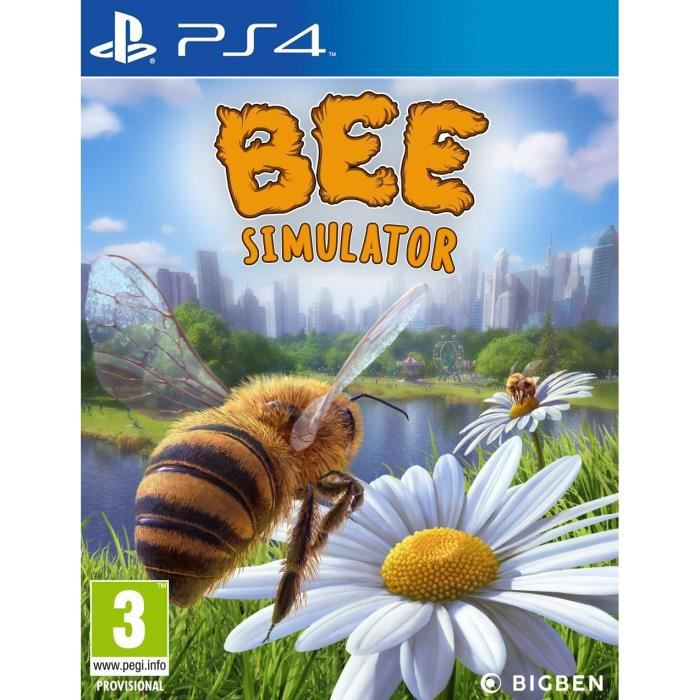 Bee Simulator Jeu PS4