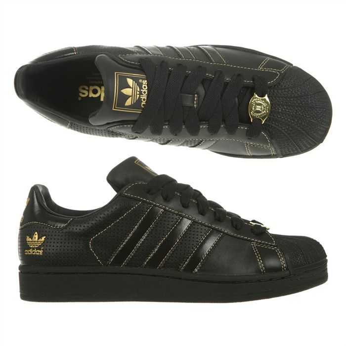 adidas superstar homme or