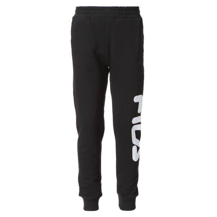 FILA Pantalon Classic - Enfant - Noir