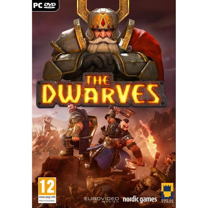 The Dwarves Jeu PC