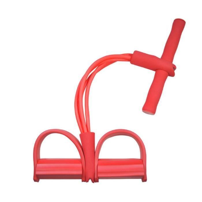 Sit Up Pull Rope Foot Pedal Abdominal Exerciseur Multi-function Resistance Band CEINTURE DE FORCE - CEINTURE DE SOUTIEN 79