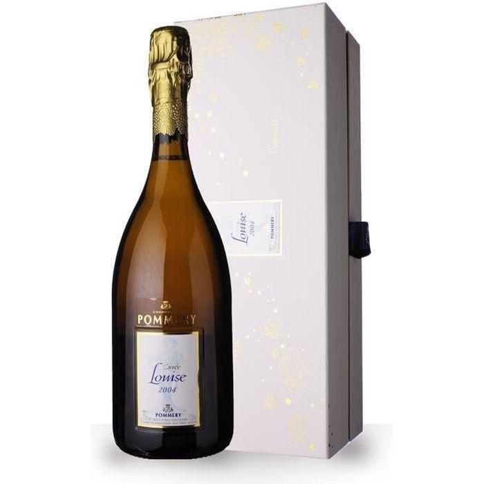 Pommery Cuvée Louise 2004 Brut - Coffret - 75cl - Champagne