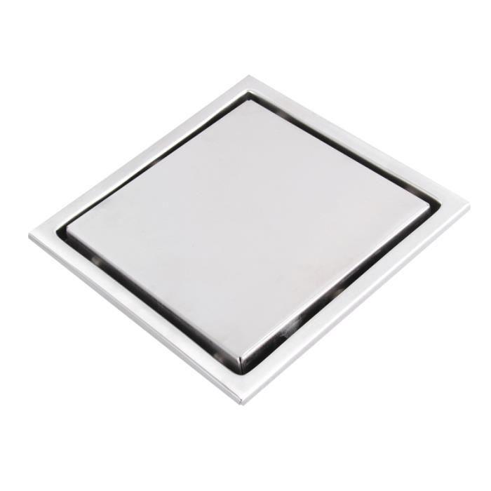 Crépine de drain de plancher de déodorant de qualité supérieure en acier inoxydable ASSAINISSEMENT (TUYAU - DRAIN - RACCORD)