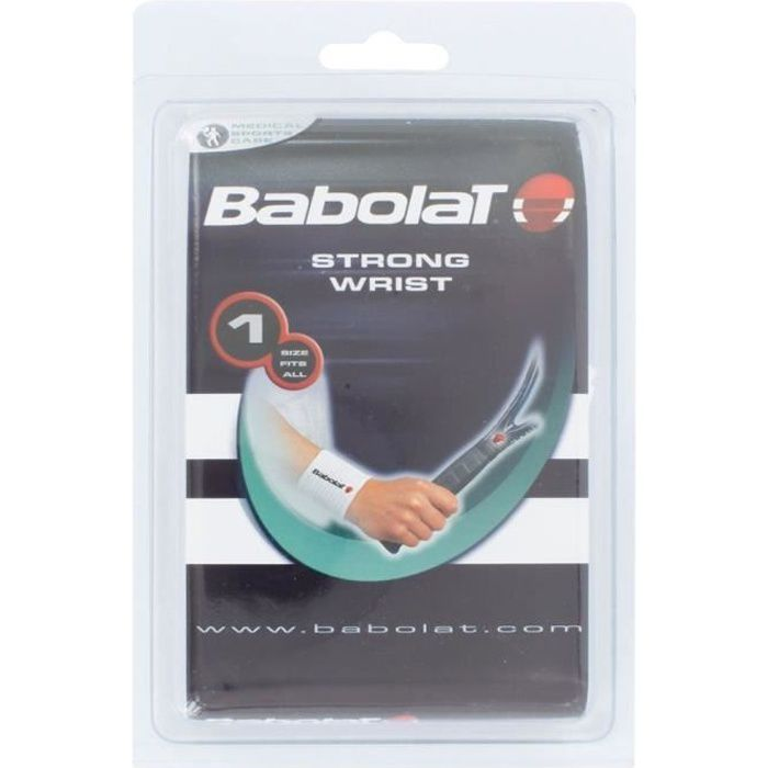 Babolat Bande poignet pour tennis: Sports et Loisirs