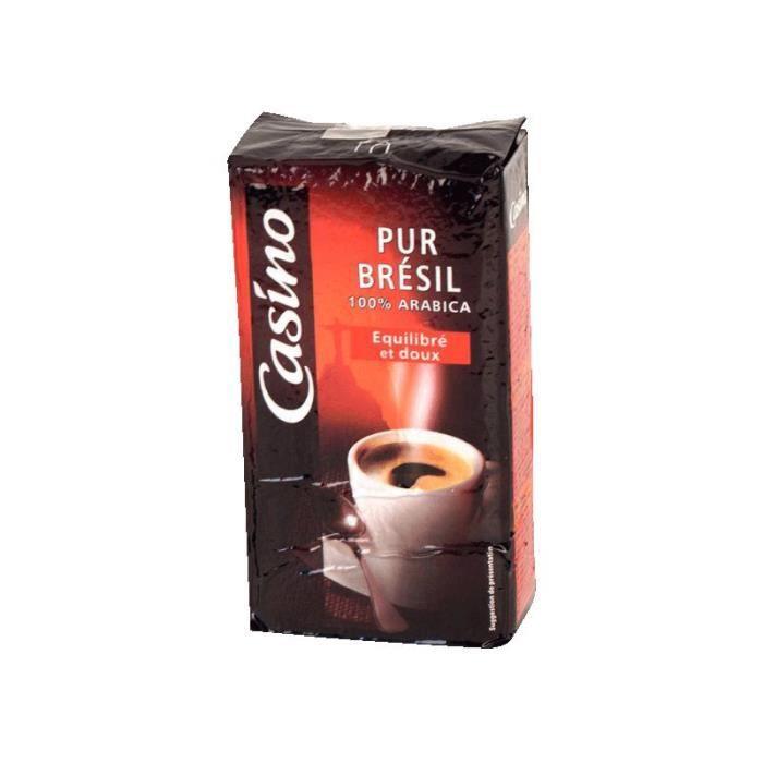 Café moulu - Pur Brésil - 100% arabica - 250 g