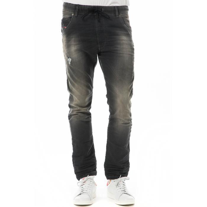 Jogg Jeans Krooley Diesel Gris D...