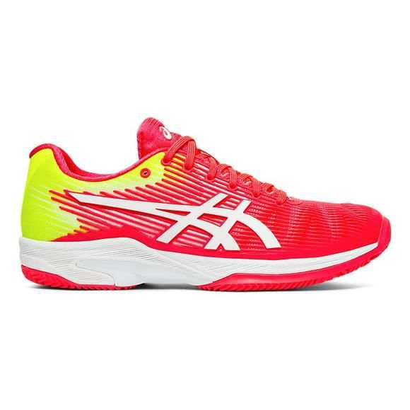 Chaussures de tennis femme Asics solution speed ff clay