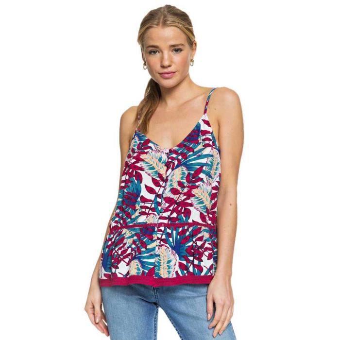 Vêtements femme Chemisiers et chemises Roxy Manhattan At Dusk