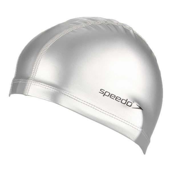 Bonnets de bain adult Speedo Pace Cap Silver