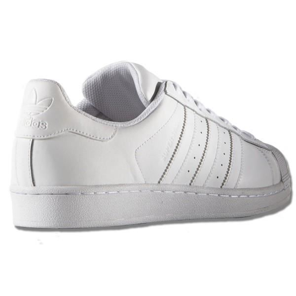 Adidas Superstar Femme 38 2/3 Blanc - Achat / Vente phares ...