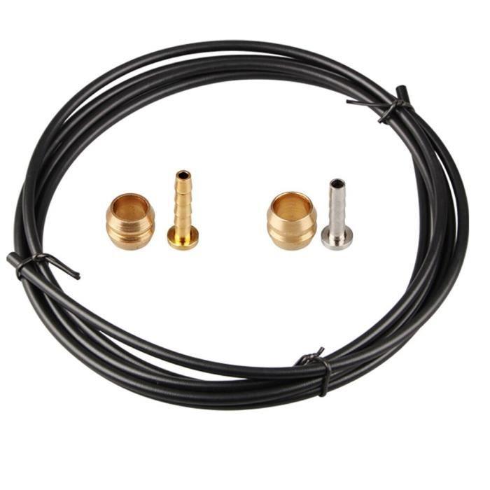 C/âble de Changement de V/élo 5mm C/âble de C/âble Interne de Frein de V/élo Universel Shifting Shifter Cable pour V/élo de Route VTT