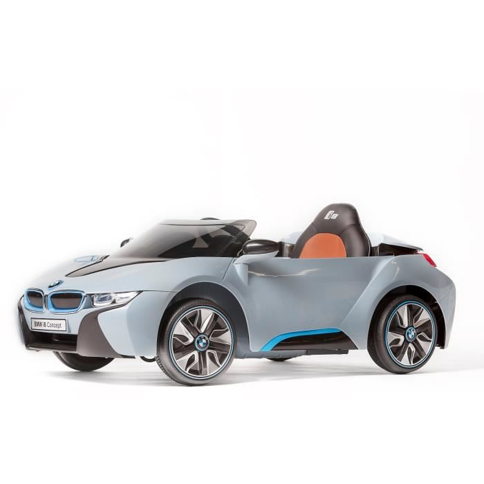bmw i8 licence bleu voiture lectrique enfant 12v 3000302956972 achat vente voiture enfant. Black Bedroom Furniture Sets. Home Design Ideas