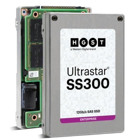 DISQUE DUR SSD HGST Ultrastar SS300 3DWPD (ISE) 800GB, 800 Go, 2.