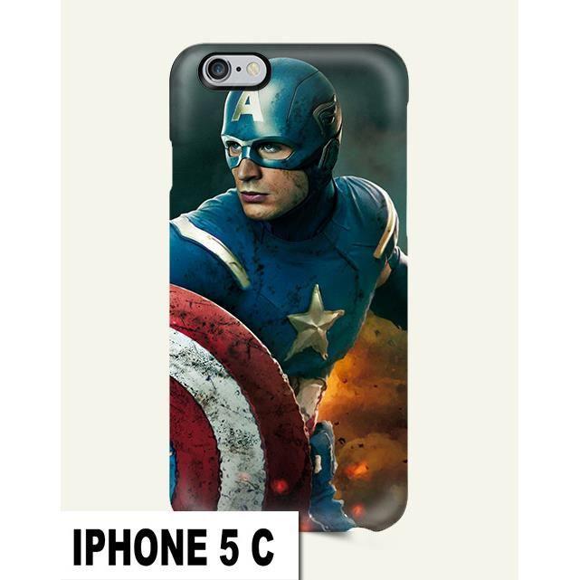 coque iphone 5c avengers captain america
