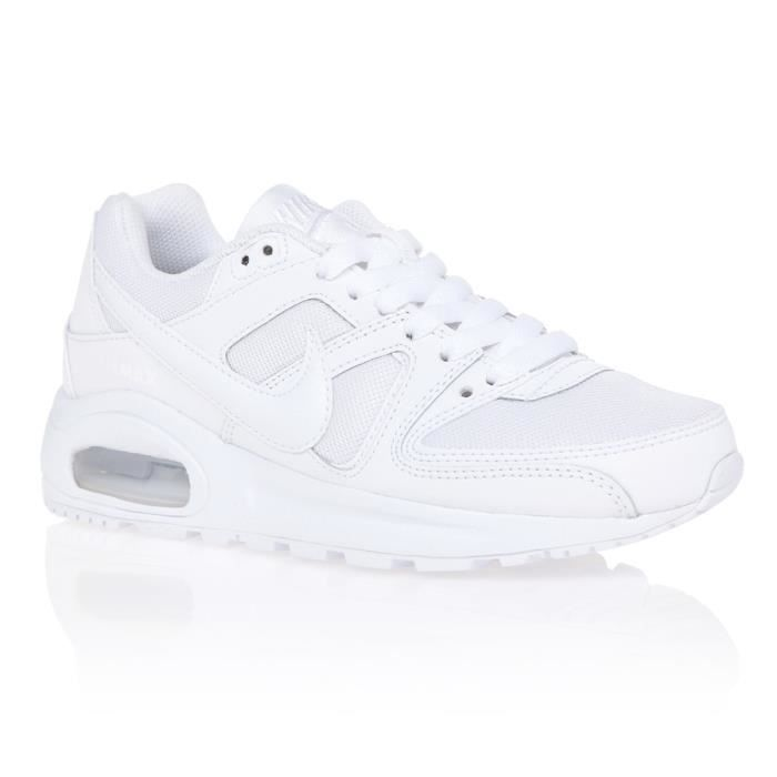 BASKET NIKE AIR MAX COMMAND FLEX (GS) 844346 101