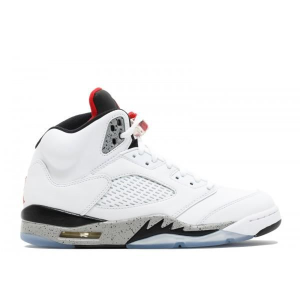"air jordan 5 retro ""white cement"""