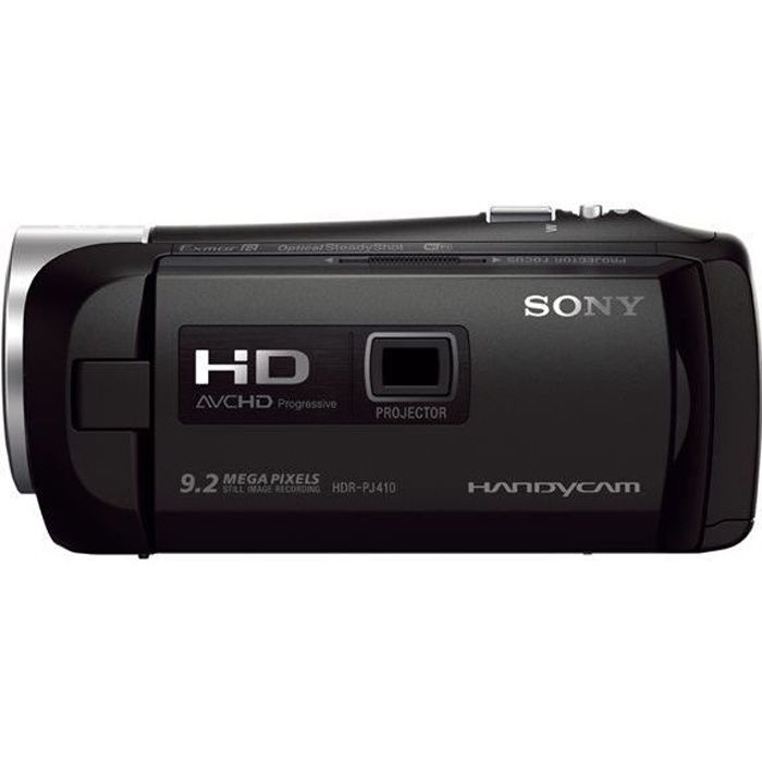 camescope sony pack hdr pj410 micro sd achat vente. Black Bedroom Furniture Sets. Home Design Ideas