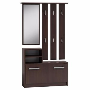 meuble d entree vestiaire achat vente meuble d entree. Black Bedroom Furniture Sets. Home Design Ideas