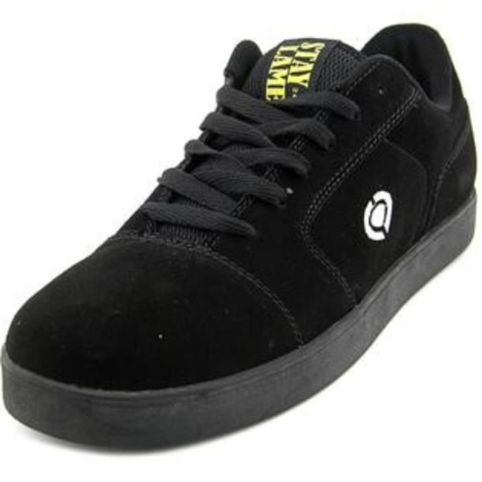 C1rca skateboard shoes IV BWLC Black [40]
