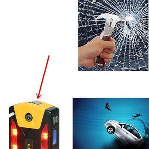 CHARGEUR CD VOITURE 12V 82800mAh Portable Car Jump Starter Pack Booste