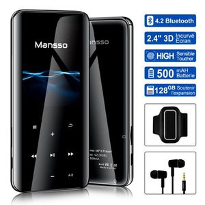LECTEUR MP3 lecteur mp3 bluetooth 8 Go,lecteur mp3 sport,Multi
