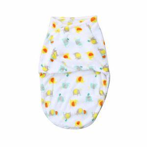 COUVERTURE - PLAID BÉBÉ Couverture de bébé Couverture de couchage douce po