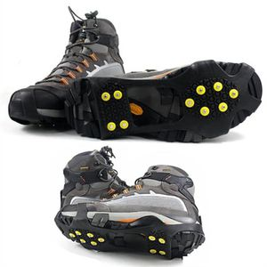 CRAMPON POUR GLACE Ice Crampons Crampons neige accroches en caoutchou