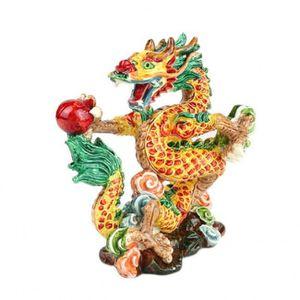 STATUE - STATUETTE Dragon Protecteur Feng Shui - Décoration Asiatique