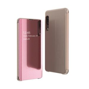 HOUSSE - ÉTUI Coque pour Samsung Galaxy A50 Clear View Case Etui