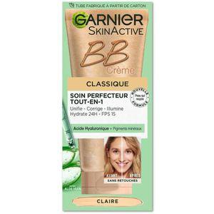 SOIN SPÉCIFIQUE GARNIER-Skin Active Bb Crème Classique Teinte Clai
