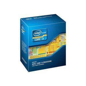 PROCESSEUR INTEL Processeur Core i3 i3-7100T Dual-core - 3,40