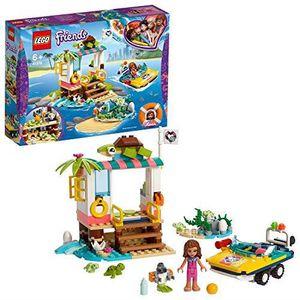 ASSEMBLAGE CONSTRUCTION LEGO®-Friends La mission de sauvetage des tortues