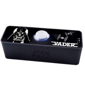 ENCEINTE NOMADE Lexibook Star Wars Rey Poe Finn BB-8 Enceinte Blue