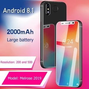 SMARTPHONE Melrose 2019 Android 8.1 3.4 pouces 1Go + 8Go GPS