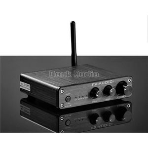 AMPLIFICATEUR HIFI Mini amplificateur de bureau Bluetooth Stereo HiFi