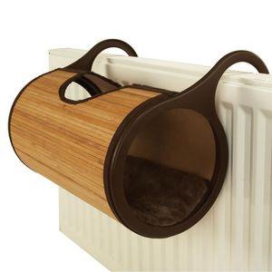 CORBEILLE - COUSSIN ROSEWOOD Hamac en bambou pour radiateur - Pour cha