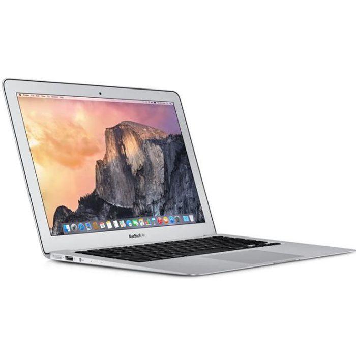 Apple Macbook Air 11,6 pouces 1,6 GHz Intel Core I5 4Go 64Go...
