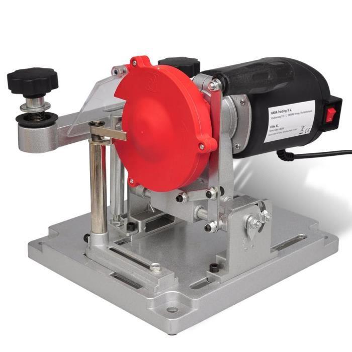 Dex- Affuteuse pour lames de scie jusqu'à 400 mm