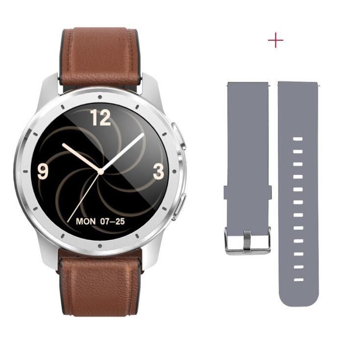 MAFAM – montre connectée MX11 pour hommes et femmes, MP3, avec écouteurs, Bluetooth, musique, appel, pour Huawei PK [5F7CBD9]