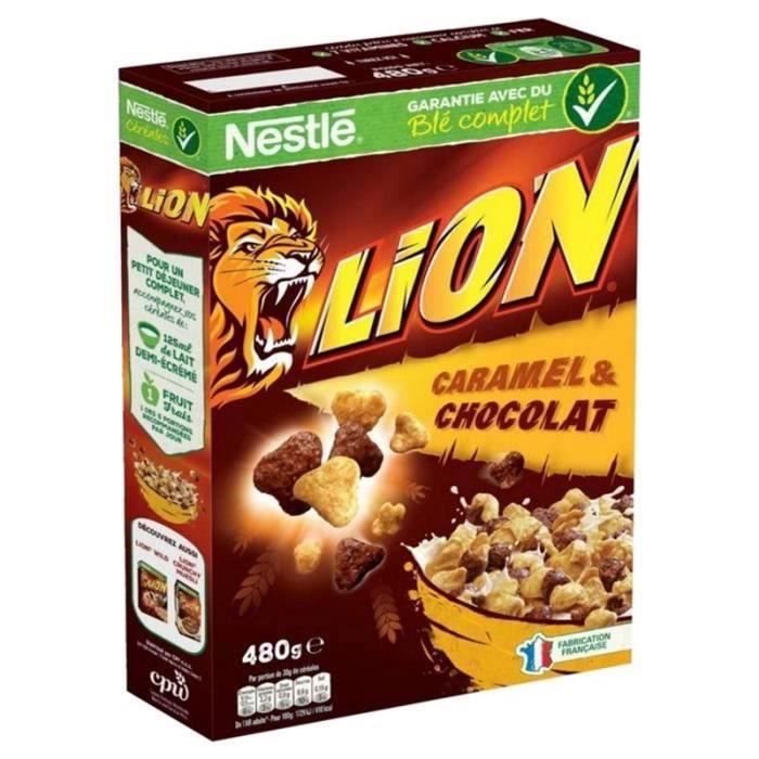 Lion Céréales (lot de 4)