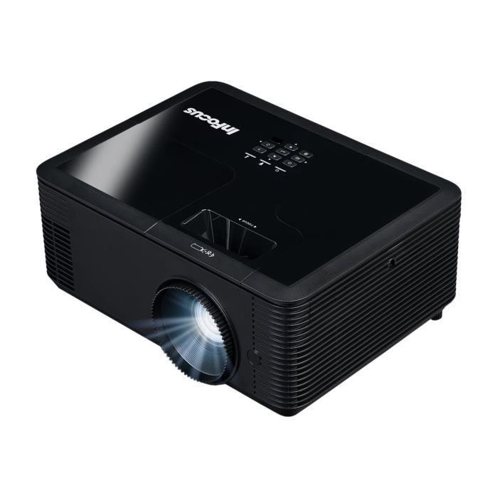 INFOCUS Projecteur DLP IN134/XGA 4000Alu 28500:1 3xHDMI
