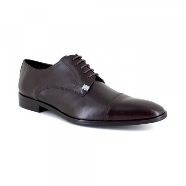 Derby J.Bradford Cuir Marron JB-LENNOX511 - Couleur - Marron