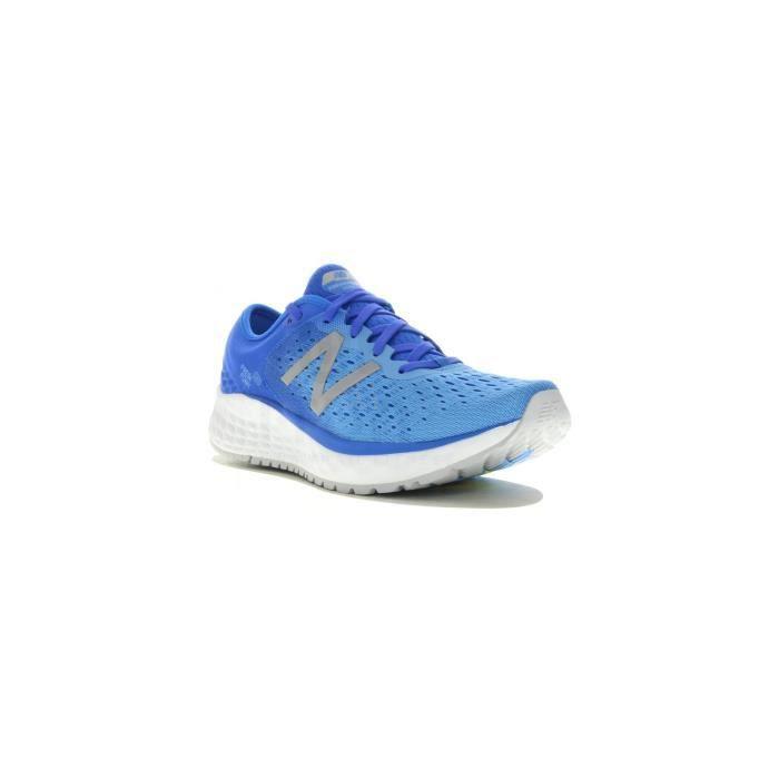 Chaussures Running NEW BALANCE Femme 1080 WP9 Bleu / Blanc AH 2019